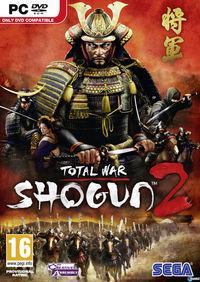 Portada oficial de Total War: Shogun 2 para PC
