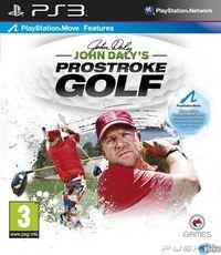 Portada oficial de John Daly's ProStroke Golf para PS3