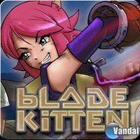 Portada oficial de Blade Kitten PSN para PS3