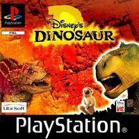 Portada oficial de Dinosaur para PS One