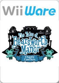 Portada oficial de The Tales of Bearsworth Manor: Chaotic Conflicts WiiW para Wii