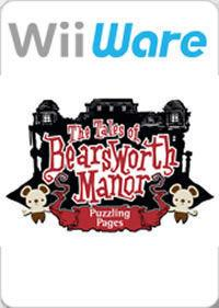 Portada oficial de The Tales of Bearsworth Manor: Puzzling Pages WiiW para Wii
