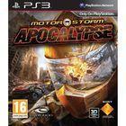Portada oficial de de MotorStorm: Apocalypse  para PS3