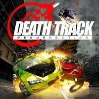 Portada oficial de Death Track Resurrection PSN para PS3