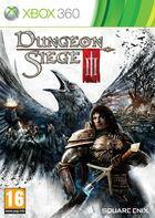 Portada oficial de de Dungeon Siege III para Xbox 360