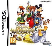 Portada oficial de Kingdom Hearts: Re:Coded para NDS