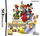 Portada oficial de de Kingdom Hearts: Re:Coded para NDS