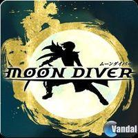 Portada oficial de Moon Diver PSN para PS3