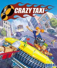 Portada oficial de Crazy Taxi PSN para PS3