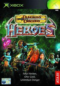 Portada oficial de Dungeons & Dragons Heroes para Xbox