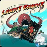 Portada oficial de Landit Bandit PSN para PS3