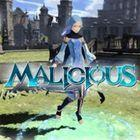 Portada oficial de de Malicious PSN para PS3