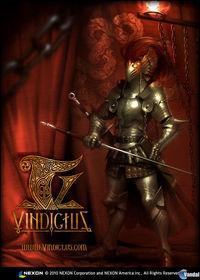 Portada oficial de Vindictus para PC