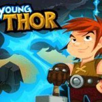Portada oficial de Young Thor Mini para PSP