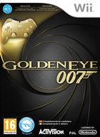 Portada oficial de de GoldenEye 007 para Wii