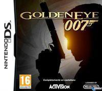 Portada oficial de GoldenEye 2010 para NDS