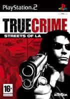 Portada oficial de de True Crime: Streets of Los Angeles para PS2