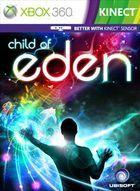 Portada oficial de de Child of Eden para Xbox 360