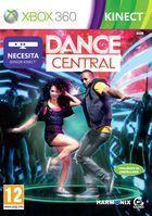 Portada oficial de de Dance Central para Xbox 360
