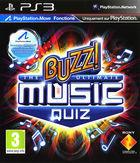 Portada oficial de de Buzz: The Ultimate Music Quiz para PS3