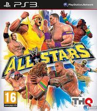 Portada oficial de WWE All Stars para PS3
