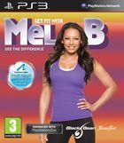 Portada oficial de de Get Fit With Mel B para PS3