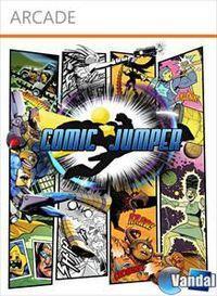 Portada oficial de Comic Jumper XBLA para Xbox 360
