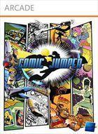 Portada oficial de de Comic Jumper XBLA para Xbox 360