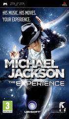 Portada oficial de de Michael Jackson para PSP