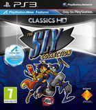Portada oficial de de The Sly Collection para PS3