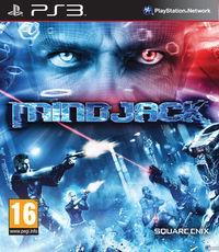 Portada oficial de Mindjack para PS3