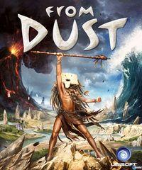 Portada oficial de From Dust PSN para PS3