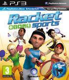 Portada oficial de de Racquet Sports para PS3