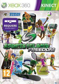 Portada oficial de Sports Island Freedom para Xbox 360