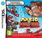 Portada oficial de de Mario vs. Donkey Kong: Mini-Land Mayhem para NDS