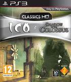 Portada oficial de de ICO & Shadow Of The Colossus Classics HD para PS3