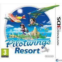 Portada oficial de Pilotwings Resort para Nintendo 3DS