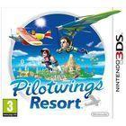 Portada oficial de de Pilotwings Resort para Nintendo 3DS
