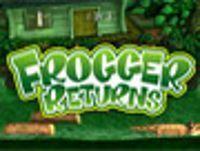 Portada oficial de Frogger 3D para Nintendo 3DS