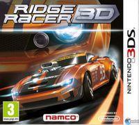 Portada oficial de Ridge Racer 3DS para Nintendo 3DS
