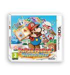 Portada oficial de de Paper Mario Sticker Star para Nintendo 3DS