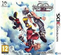 Portada oficial de Kingdom Hearts 3D: Dream Drop Distance para Nintendo 3DS