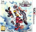 Portada oficial de de Kingdom Hearts 3D: Dream Drop Distance para Nintendo 3DS