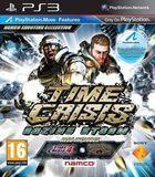 Portada oficial de de Time Crisis: Razing Storm para PS3