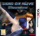 Portada oficial de de Dead or Alive: Dimensions para Nintendo 3DS