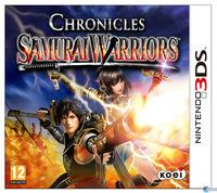 Portada oficial de Samurai Warriors: Chronicles para Nintendo 3DS