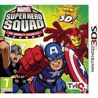Portada oficial de Marvel Super Hero Squad Infinity Gauntlet  para Nintendo 3DS
