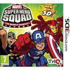 Portada oficial de de Marvel Super Hero Squad Infinity Gauntlet  para Nintendo 3DS