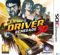 Portada oficial de Driver Renegade 3D para Nintendo 3DS