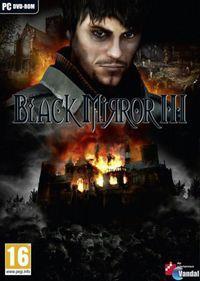 Portada oficial de Black Mirror 3 para PC